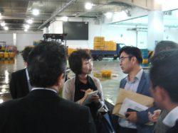 釜山国際水産物卸売市場2