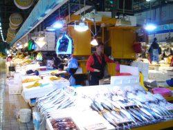 仁川総合魚市場3